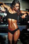 Girl with muscle - jennifer nicole lee
