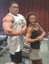 Girl with muscle - Jamie Onekawa