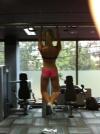 Girl with muscle - Hannah Kimber