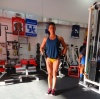 Girl with muscle - michelle