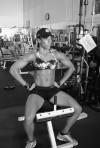 Girl with muscle - Asha