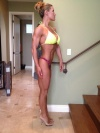 Girl with muscle - Shannan Yorton Penna