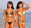 Girl with muscle - Gabriela and Monica Irimia
