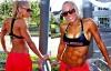 Girl with muscle - Ramona Valerie Alb