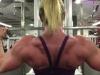 Girl with muscle - lisa giesbrecht