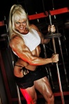 Girl with muscle - Anita Ramsey