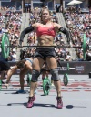 Girl with muscle - Lindsey Valenzuela (CrossFit)