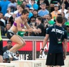Girl with muscle - Julie Foucher (CrossFit)