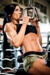 Girl with muscle - Felicia Romero