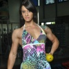 Girl with muscle - Aliny Marchiori