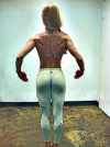 Girl with muscle - Bianca Vivaqua Martin