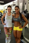 Girl with muscle - Denise Rodrigues (r)