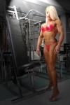 Girl with muscle - eleni kritikopoulou