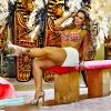 Girl with muscle - Viviane Araujo