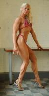 Girl with muscle - Elena Mishurina