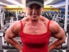 Girl with muscle - Heather Pedigo Parsons