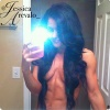 Girl with muscle - Jessica Arevalo