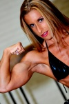 Girl with muscle - Vanessa Pierce