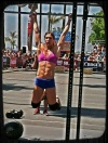 Girl with muscle - Andrea Ager