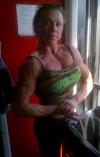 Girl with muscle - Irina Mishina Veselova