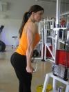 Girl with muscle - Jaana Kotkansalo