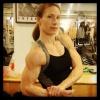 Girl with muscle - Lisa