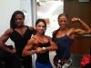 Girl with muscle - Kashma Maharaj (L) - Rosanna Harte (C) - Branka Nj