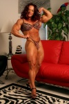 Girl with muscle - Colette Guimond