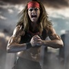 Girl with muscle - Christy Bacon