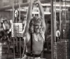 Girl with muscle - Krista Parr Anderson