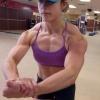 Girl with muscle - Katia Callegari