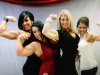 Girl with muscle - Jennifer Scarpetta / Megan Abshire / Ginger Martin
