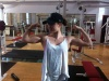 Girl with muscle - Clara