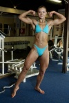 Girl with muscle - Ludmila Sircova