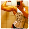 Girl with muscle - Ellinor Svensson