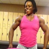 Girl with muscle - Miava Nelson