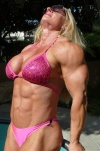 Girl with muscle - Maryse Manios