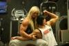 Girl with muscle - Katka Kyptova(L) Suzy Kellner (R)