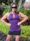 Girl with muscle - Bettina Kadet Salomone