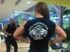 Girl with muscle - Branka Njegovec