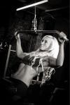 Girl with muscle - Rebecca Halliday