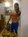 Girl with muscle - VJ Bani (Gurbani Judge)