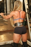 Girl with muscle - Paloma Aragao