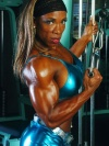 Girl with muscle - Dre Dillard