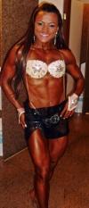 Girl with muscle - Veruska Costa