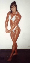 Girl with muscle - Maria Rita Bello