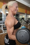 Girl with muscle - Veronica Volpato