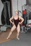 Girl with muscle - Olga Puzanova