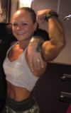 Girl with muscle - Bianca Sieberichs