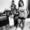 Girl with muscle - Dairla